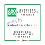 Business Innovation Finalist